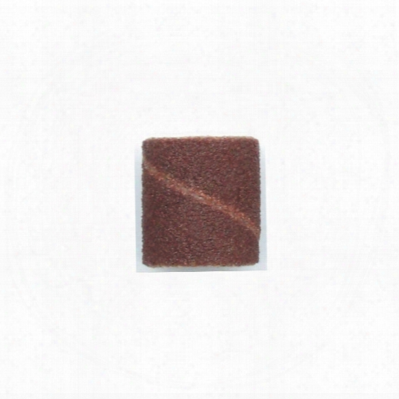 Kobe Red Line 10x12.5mm P120 Alumoxide Sander Bands (pk10)