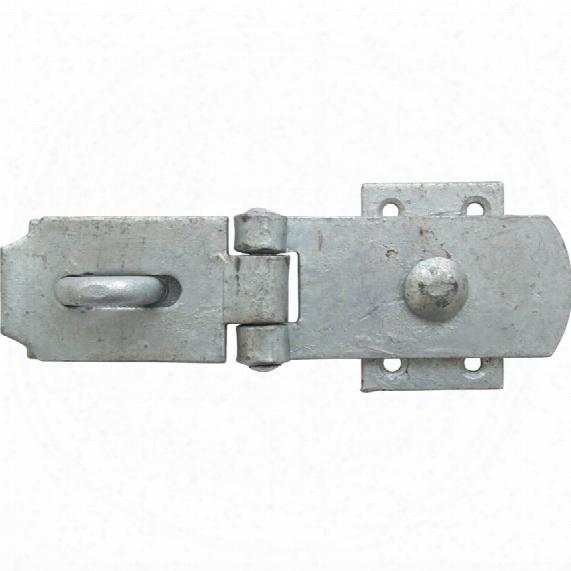 Matlock 250mm Swivel Hasp & Staple Galvanised