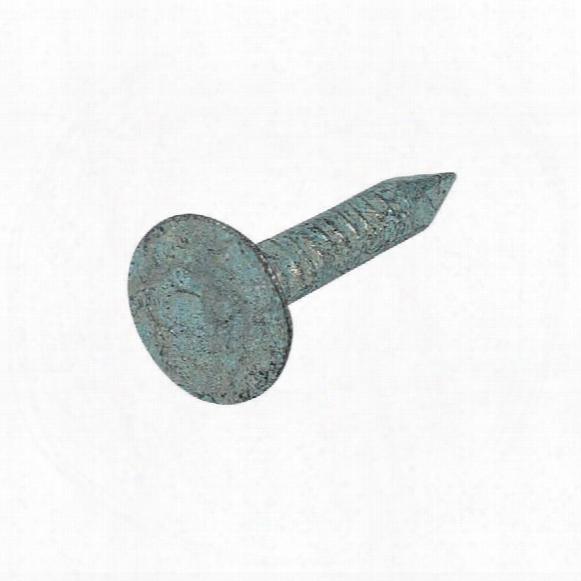 Matlock 40mm Galv Elh Clout (felt) Nails (500gm)