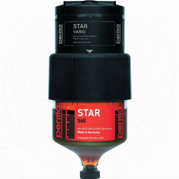 Perma Star S60 Sf01 M/p Grease + Battery Pack