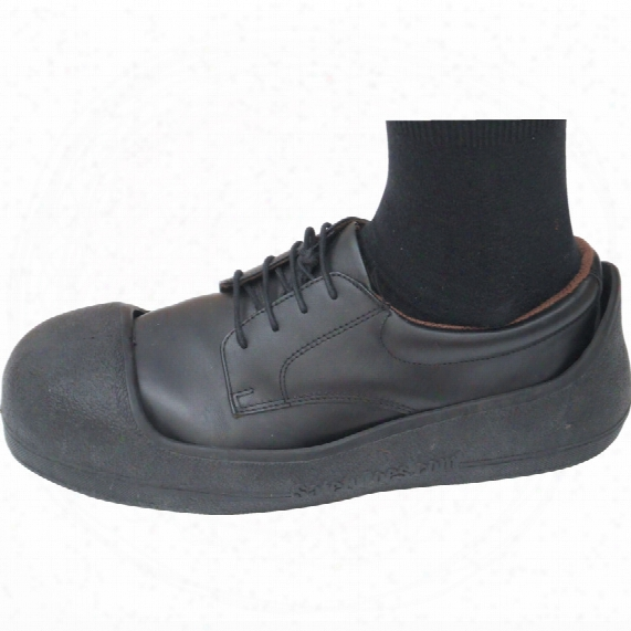 Safety Toes Slipp.r Safety Foot Protector Black (xxl) Size 13