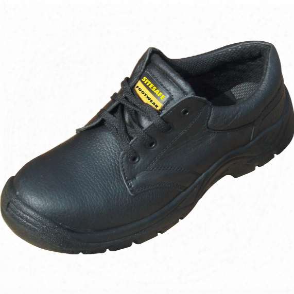 Sitesafe Safety Shoe S1p S/m/s Black Ssf02 Sz.12