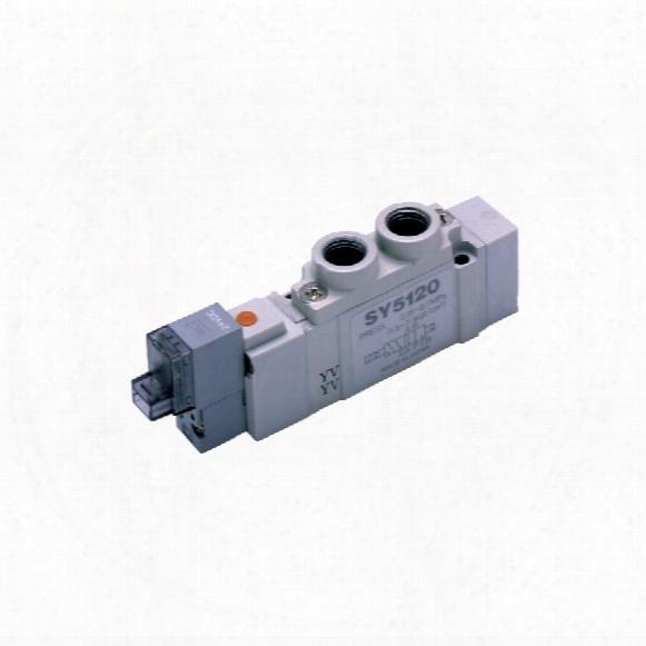 Smc Sy5140-5lou-q Solenoid Valve
