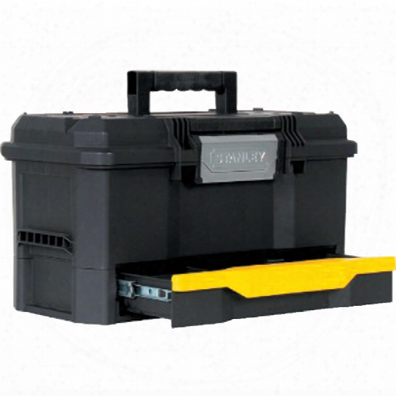 "Stan Ley 1-70-316 19"" One Touch Tool Box"
