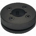 Dunlop Btl F40F Dunflex Tyre Coupling Hub Taper Bore 1008
