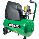 Osaki 24Ltr Oil Free Compressor