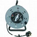 Smj 25M H/D Cable Reel 4 Skt13 Amp T/Cut Out