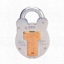 Squire 660Ka 4-Lever Padlock Keyed To Pes 10