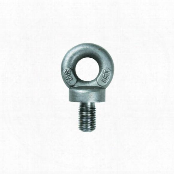 Ttc Lifting Gear Coi01unc 1/4 Unc Collared Eyebolt Bs4278 0.10t Swl