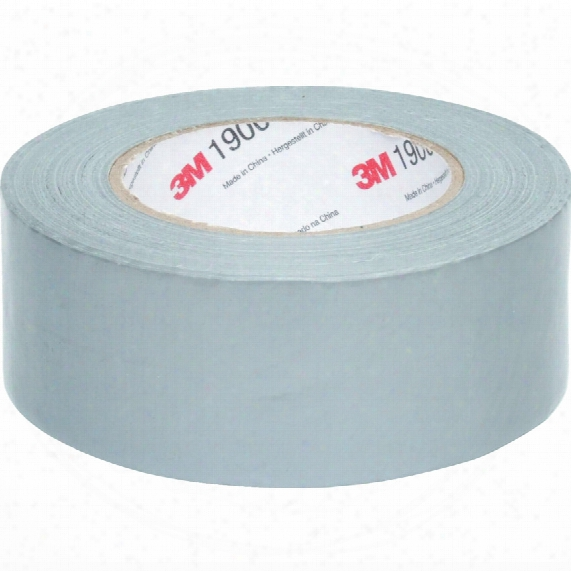 3m 1900 50mmx50m Utility Silver Duct Tape