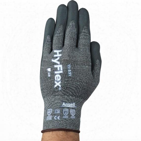 Ansell 11-531 Hyflex Intercept Glove Size 9