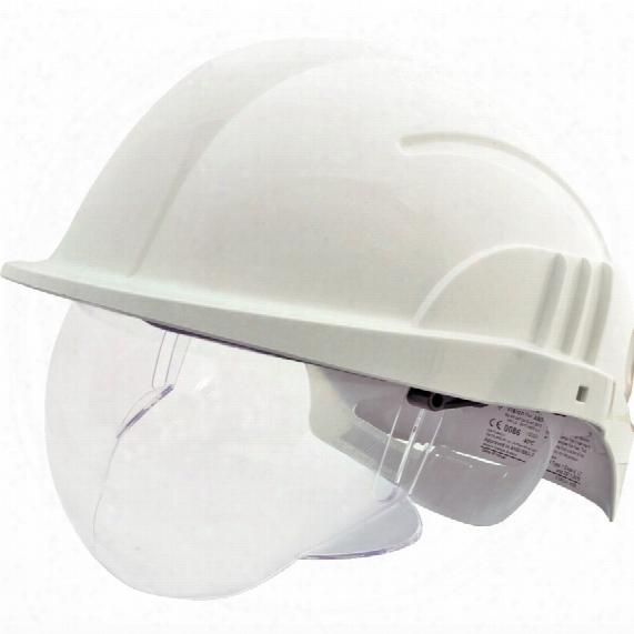 Centurion Vision Plus - White Helmet S10plus -wa