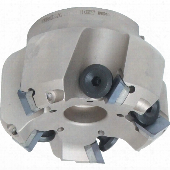 Indexa 100mm Xp-45c Face-hog Milling Cutter