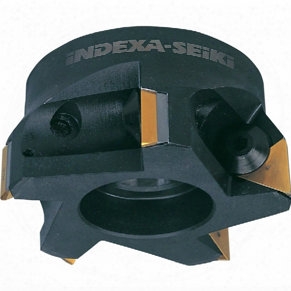 Indexa 160mm 90d Tri Sq. Face Mill (tpkn 2204)