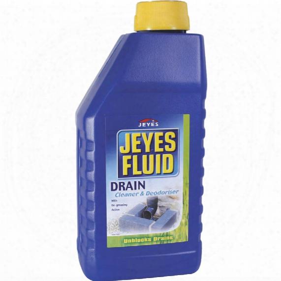 Jeyes Fluid Drain Cleaner & Deodoriser 1ltr