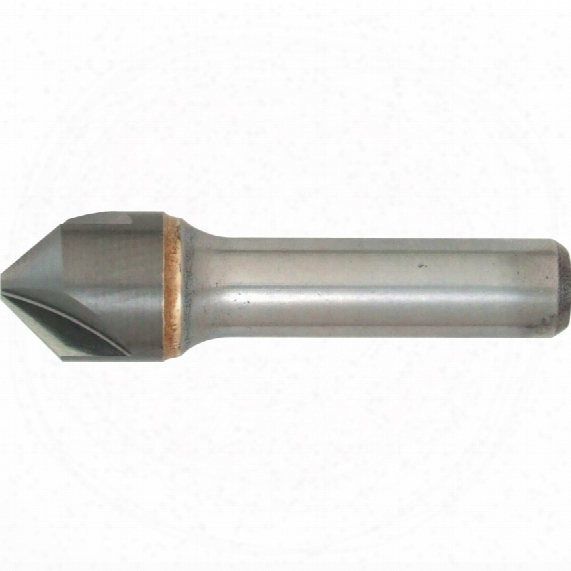 "Kennedy 5/8"" (16.00mm) X 90deg 3f L S/s Carbide Countersink"