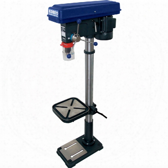 Kobe Floor Pillar Drill 230v 2 0mmx725mm Capacity