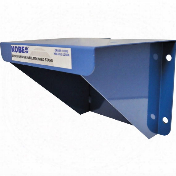 Kobe Red Line Bench Grinder Wall Mounted Stand