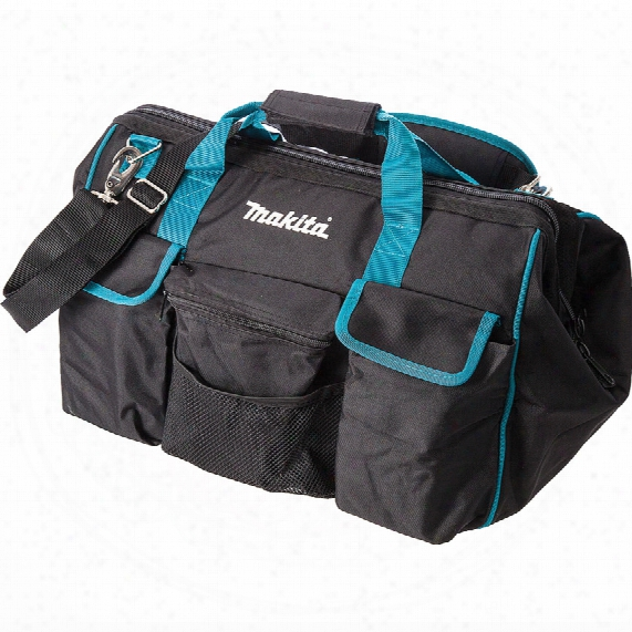 Makita 98p90b Shoulder Tool Bag Blue