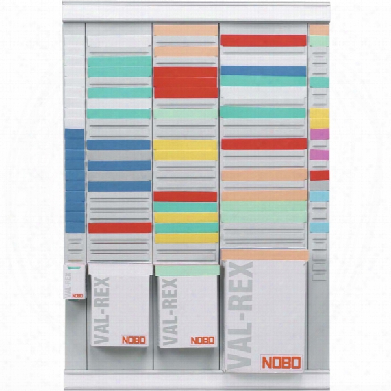 Nobo T-card Panel 24 Slot Size 2