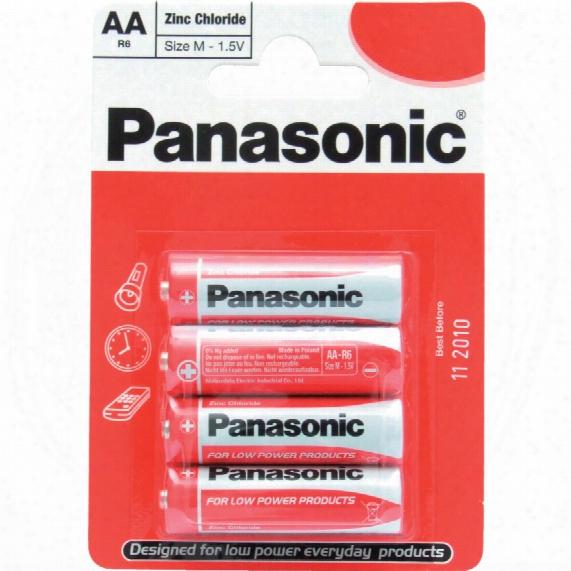 Panasonic 9v Zinc Chloride Special (pk-1)
