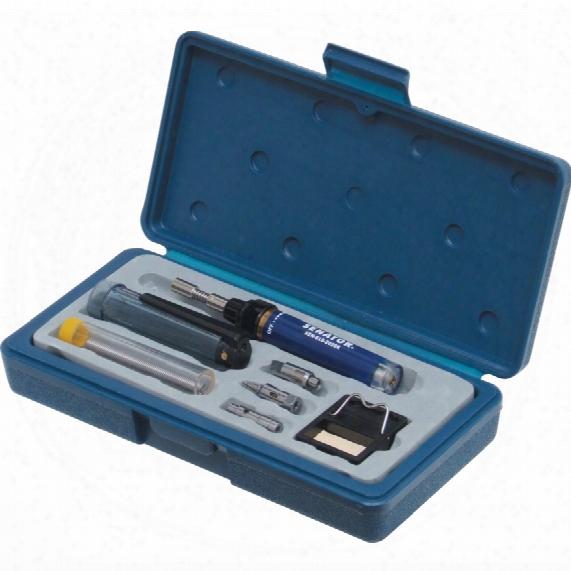 Senator 4 In 1 Butane Soldering Tool Kit