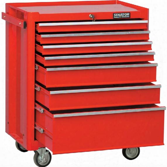 Senator 7-drawer Roller Cabinet