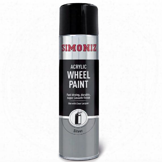 Simoniz Simw50d 5 Wheel Silver 500ml