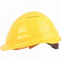 Rutland Pro Professional Safety Helmet Yellow