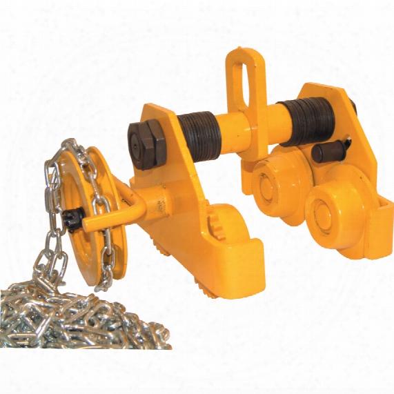 Ttc Lifting Gear Hgt20 Geared Trolley 2.0t Capacity C/w Certificate