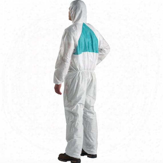 3m 4520xxl Protective Coverall White Type-5/6 (2xl)