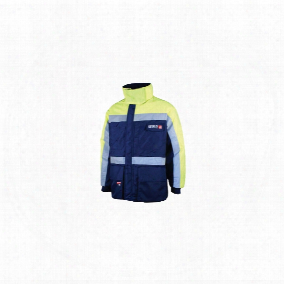 Goldfreeze Hi-glo 40 Jacket Navy/yellow 3xl