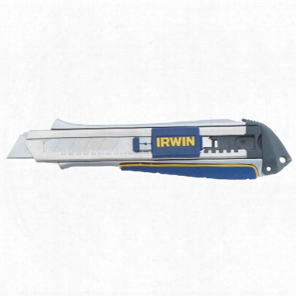 Irwin 10507106 Pro-touch Bi-met Al Snap-off Knife
