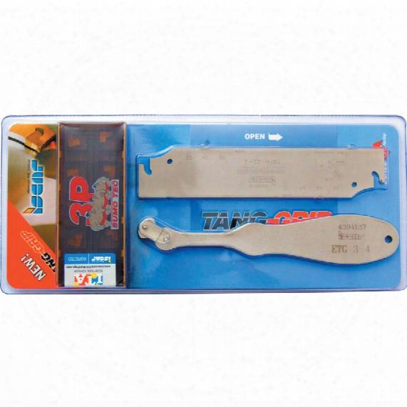 Iscar Tgfh 32-3c Blade + 10 Tag -3 Ic808 Inserts