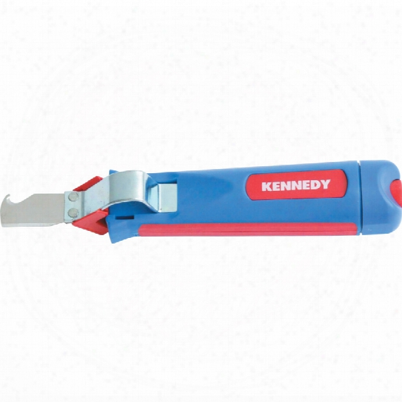 Kennedy 4-28mm Cable Stripper C/w Hooked Knife