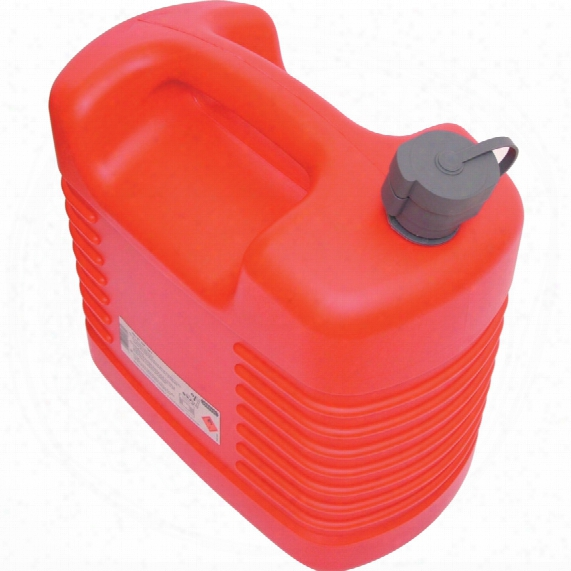 Kennedy 5ltr Plastic Jerry Can With Internal Spout