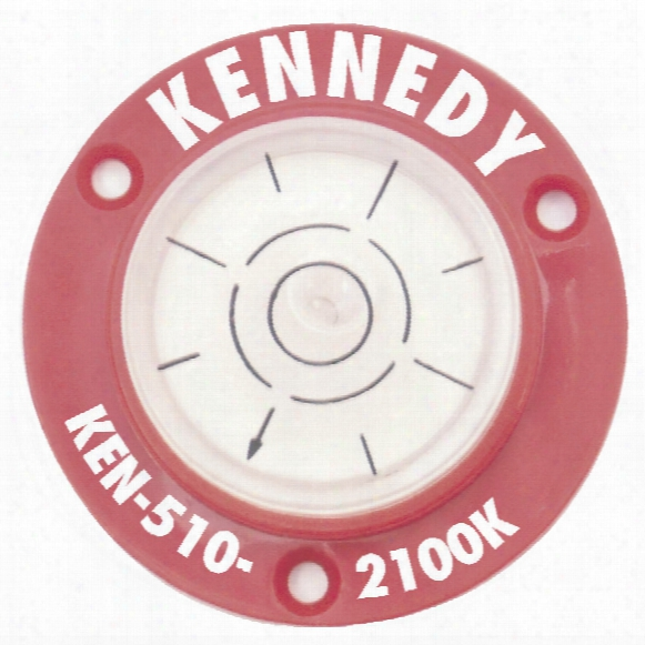 Kennedy Bulls Eye Spirit Level 30 Mm