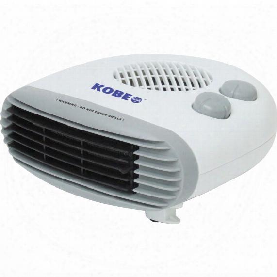 Kobe 2kw Flat Fan Heater