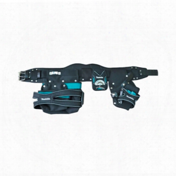 Makita 66-058b Belt & Pouch Set Blue