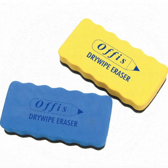 Offis Magnetic Eraser Yellow