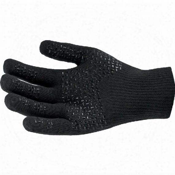 Sealskinz Dg751 Waterproof Gripper Glove Black Small