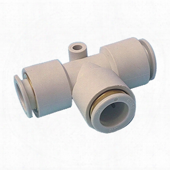 Smc Kq2t10-08a Diff Diam T-fitting 10 To 8
