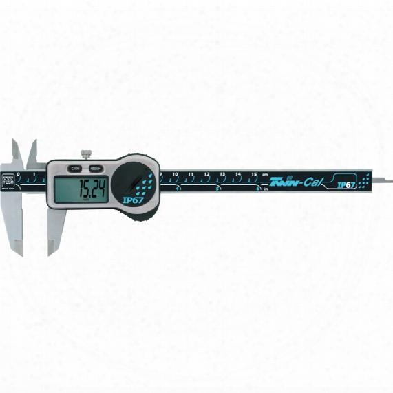 Tesa Ip67 150mm Twin Cal + Depth Gauge
