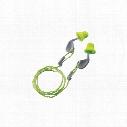 Uvex 2124001 Xact Fit Ear Plugs (Box-50Pr)