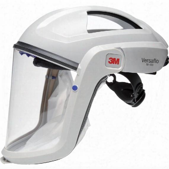 3m M106 Versaflo Respiratory Faceshield With Comfort Faceseal