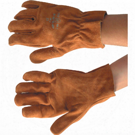 Honeywell 2049226 Split Softhydro Fully Coated Red Gloves - Size 8