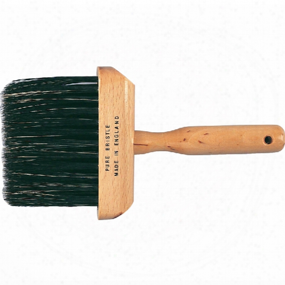 "Kennedy 100mm (4"") Pure Bristle Dusting Brush"