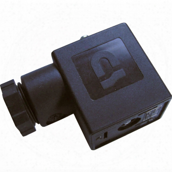 Kennedy 22mm Din Connector For Solenoid Coils