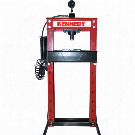 Kennedy Air/hyd Floor Standing Workshop Press 20- Tonne