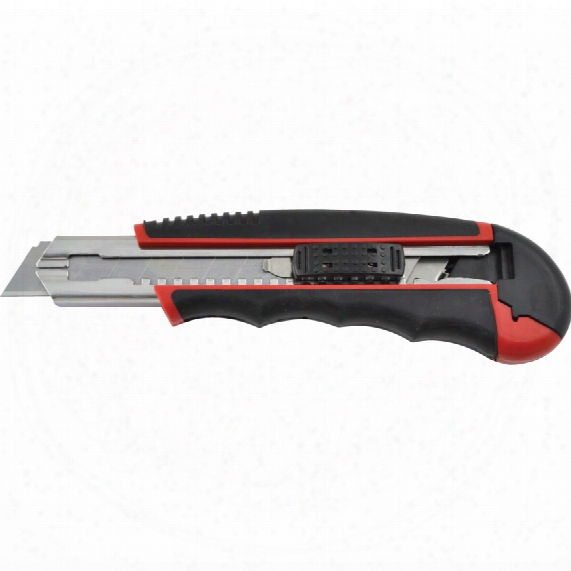 Kennedy Autoload & Lock Knife - 8 -seg Snap-off Blade